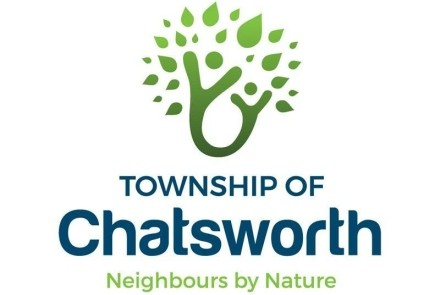 Branded logo for the Township of Chatsworth.