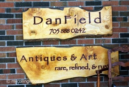 Danfield Antiques Exterior