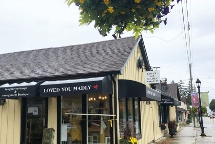 Loved you Madly