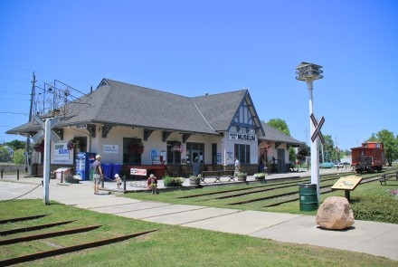 Owen Sound Visitor Information Centre