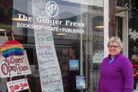 The Ginger Press Bookshop & Cafe