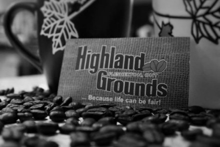 Highland Grounds Coffee